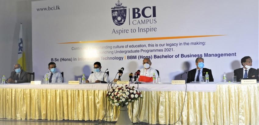 நீர்கொழும்பு BCI கெம்பஸ், புதிய பயிலும் பட்டதாரி கற்கைநெறிகளை அறிமுகம் செய்துள்ளது