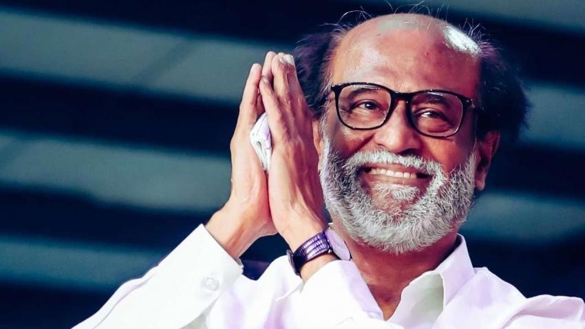 நடிகர் ரஜினிக் காந்துக்கு தாதா சாகேப் பால்கே விருது