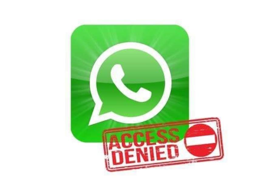 நவம்பர் 1 முதல் சில போன்களில் Whatsapp இயங்காது!