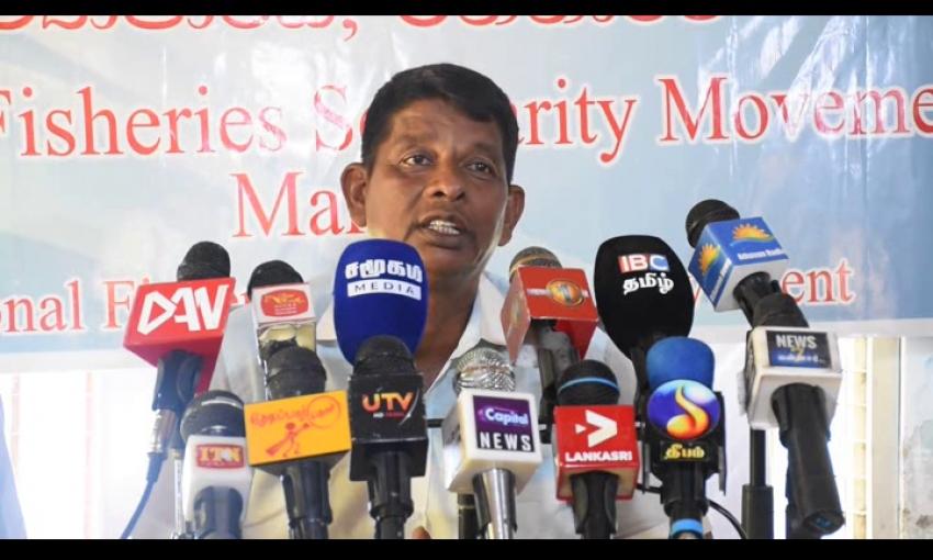 வட மாகாண கடற்றொழிலாளர்கள் மீது அரசு போதிய அக்கறை செலுத்தவில்லை: என்.எம்.ஆலாம்